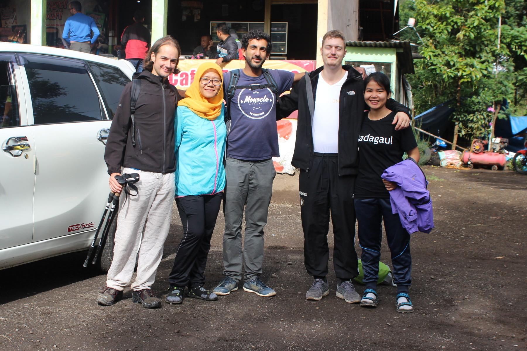 My travelmates
