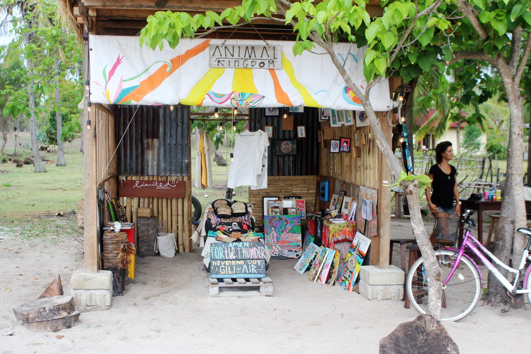 Artist shop